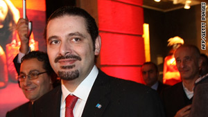 Saad Hariri is said to believe better relations with Syria are in the best interest of Lebanon.