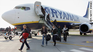 Ryanair says it is being unfairly singled out for criticism.