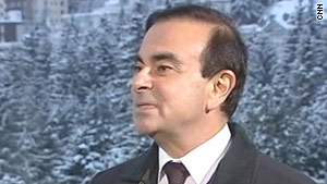 Ghosn: Toyota woes will be temporary