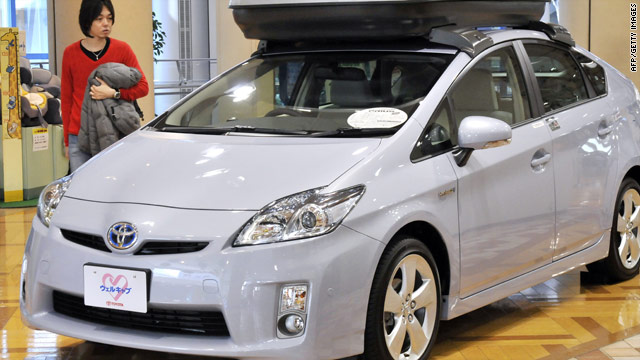 Toyota officials estimate the total cost of the global recall of models such as the Prius could be as much as $2 billion.