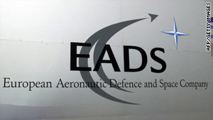 EADS will be given a two-month extension to bid for the refuel tanker contract.