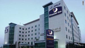 Budget hotel chain Premier Inn at Dubai Investments Park
