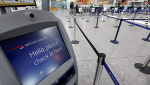 British Airways' cabin crew plan to strike for five days from Monday, May 24.