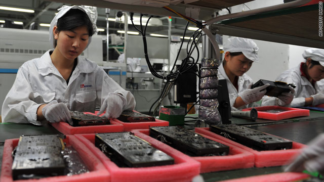 Worker disputes are on the rise in China, putting the squeeze on Chinese manufacturers who built their business on the back of its massive low-cost labor force.