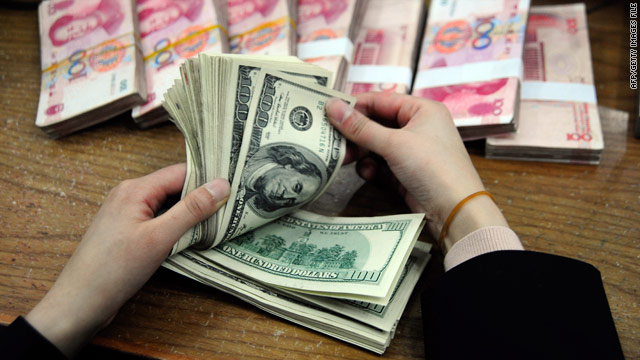 China currency moves could increase the buying power of the yuan against the dollar.