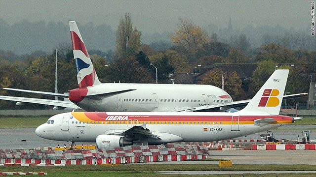 BA says a merger with Iberia would create an airline with 419 planes flying to 205 destinations.