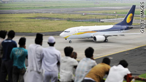 India is being viewed by airline experts as a big growth area.