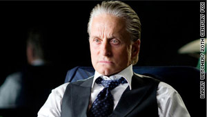 Gordon Gekko turned ignominy into a fortune after hitting bottom.