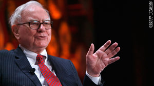 Warren Buffett is known for his interest in social values.