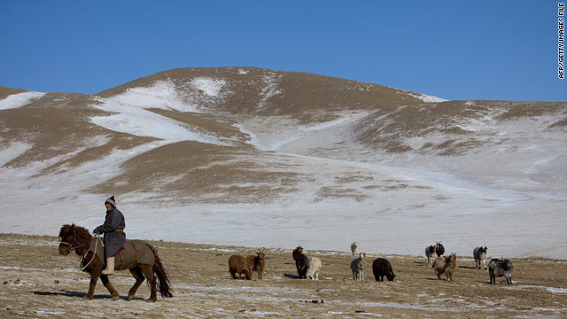 The economy of Mongolia is poised for explosive growth from the mining of minerals found under its iconic steppes.
