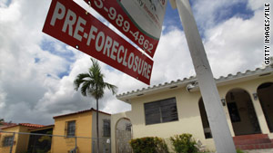 A government task force dealing with foreclosure issues has scheduled a meeting for Wednesday.