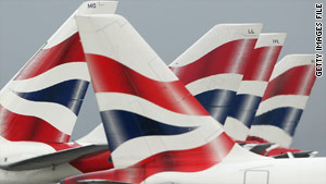 BA Chairman attacked U.S. demands on increasing airline security.