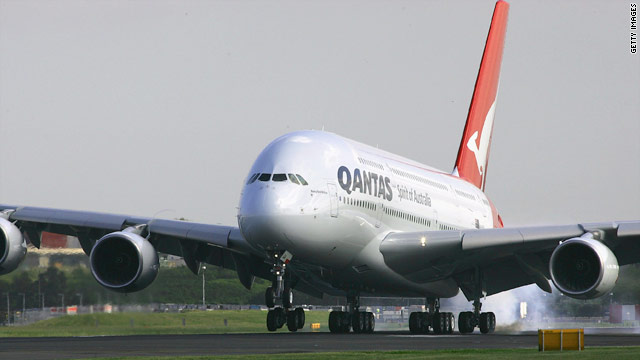 "Rolls-Royce on Monday said the engine problem with the Qantas A380 was an ""incident is specific to the Trent 900 engine."""