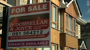 Like in the U.S., real estate speculation caused Irish debt crisis.