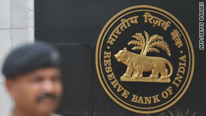 Bank governor: India needs much more investment.