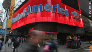 A Bank of America spokesman has dismissed speculation that the bank is the focus of the next WikiLeaks release.