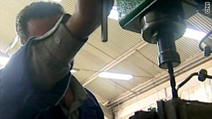 Many Iraqi companies that used to solely produce military weapons are now looking to diversify.