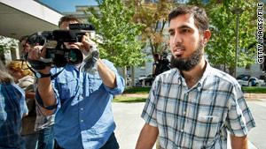 Najibullah Zazi is accused of plotting an attack in New York on September 11, 2009.