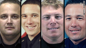Police missteps may have contributed to the deaths of four Oakland, California, officers, an independent board says.