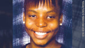Kimberly Arrington was 16 when she disappeared October 30, 1998, in Montgomery, Alabama.