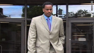 Former NBA star Jayson Williams, in a June 2009 photo, faces at least 18 months in prison after agreeing to a plea deal.