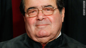 Justice Antonin Scalia, a conservative, has a colorful way of saying things.