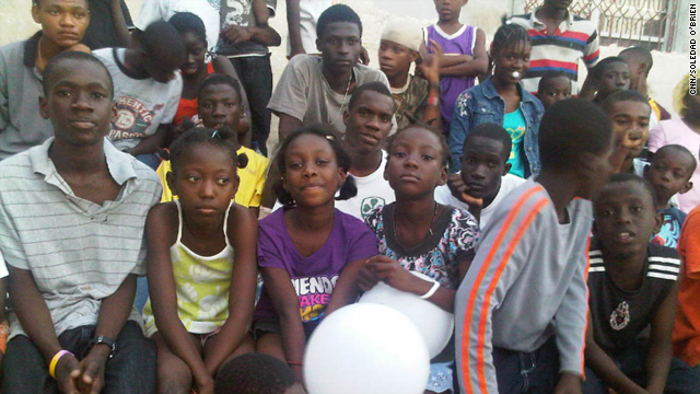 Food, water and other supplies for children have made  orphanages like Maison de Lumiere targets for looters.