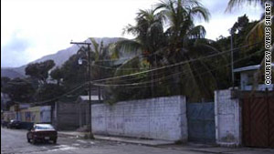Project Pierre Toussaint operated on this street in Cap-Haitien, Haiti.