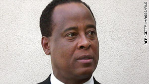 Dr. Conrad Murray has said he gave Michael Jackson a powerful anesthetic before his death.
