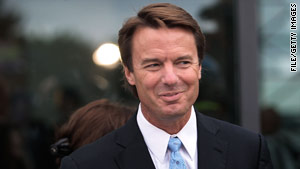 John Edwards' ex-aide claims he has a sex tape involving the former North Carolina senator.