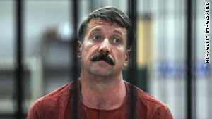 A Thai court has declined to release Viktor Bout on bond.