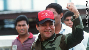 Ex-Panamanian dictator Manuel Noriega is wanted by Panama, but the U.S. is honoring France's extradition request instead.
