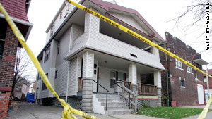 Eleven sets of human remains were found in Anthony Sowell's house in Cleveland, Ohio.
