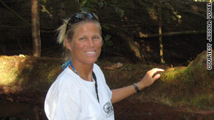 "Laura Vogel, 43, vanished while hiking in Hawaii. Police call her disappearance ""suspicious."""