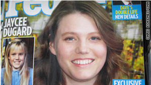 In a new home video, Jaycee Dugard thanks people for their support and says she is doing well.