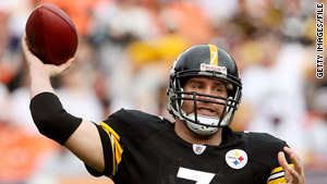 Pittsburgh Steelers quarterback Ben Roethlisberger is accused of sexually assaulting a woman in Georgia.