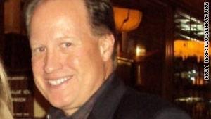 Police said they recovered the body of executive Douglas Schantz, 54, around noon Tuesday.