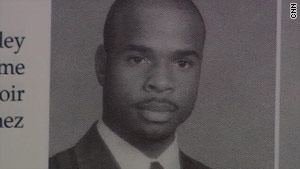 Sharif Mobley, shown in an undated photo, is suspected of belonging to al Qaeda.