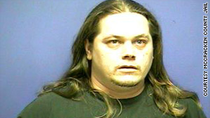 Larry Long, 33, is charged with first degree wanton endangerment.