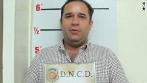 Jorge Torres-Puello has been hiding in the Dominican Republic, officials say.