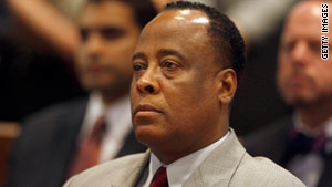 California's attorney general doesn't want Dr. Conrad Murray to practice medicine while he's being prosecuted.
