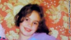 Aja Daniell Johnson, 7, has been missing since January. Officials believe they may have found her body.