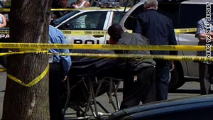 The dismembered remains of two people found in Linden, New Jersey, have been identified.