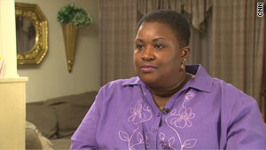 IRS worker Lisa Alexander said she thought she was in an earthquake.