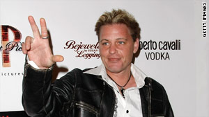 Corey Haim, in a photo from November, died in March. The coroner's ruling on the cause of death is expected this week.
