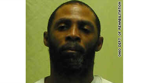 Darryl Durr maintained his innocence in a 16-year-old girl's death when the Ohio Parole Board interviewed him in 2009.