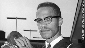 Malcolm X was 39 when he was gunned down in 1965.