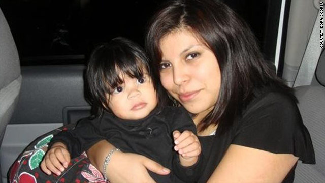 Julie Ann Gonzalez has been missing since March 26. Her family says she'd never leave her daughter behind.