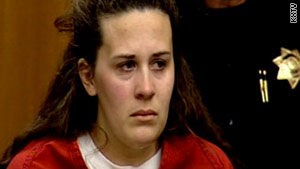 Melissa Huckaby pleaded guilty in the death of Sandra Cantu, 8, a friend of her daughter who disappeared in March 2009.