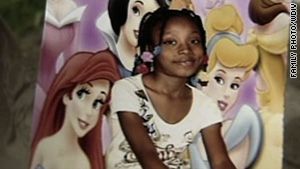 Aiyana Jones was shot and killed by police executing a search warrant, according to officials.